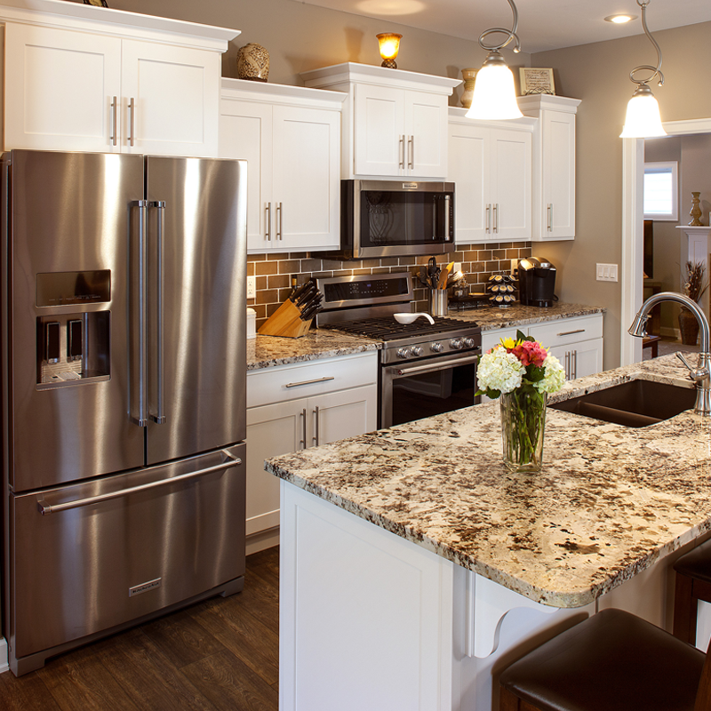 Galleries | Kitchen Cabinets | Cabinet Solutions